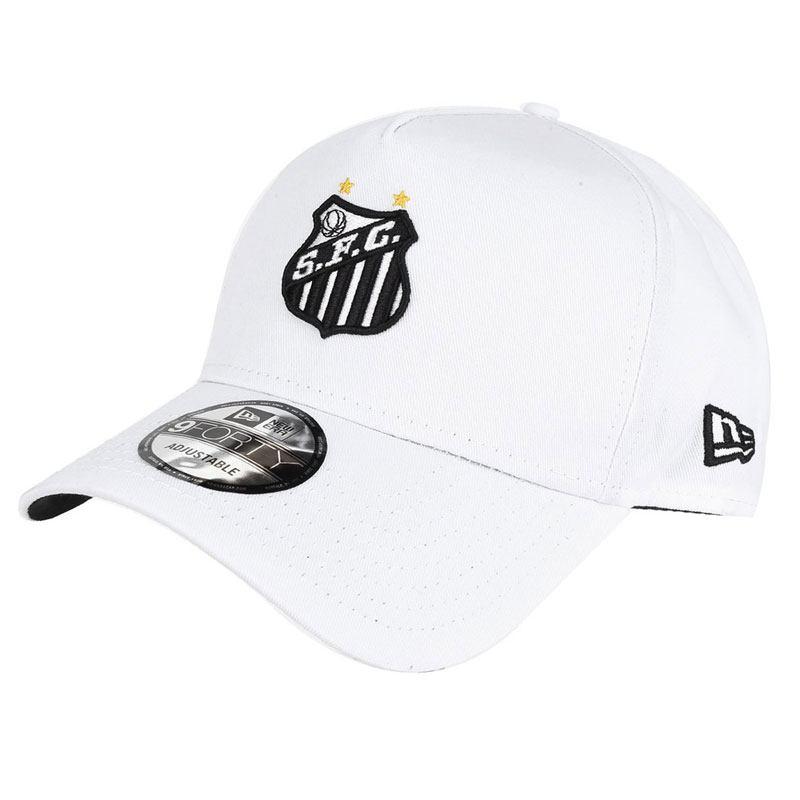 サントス公式チームエンブレムキャップ【SANTOS FC】 NEW ERA | ホワイト