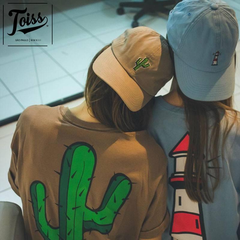 """ネイマール愛用ブランド【TOISS】ストラップバック【トイスキャップ】""""CACTUS""""   ベージュブラウン"""