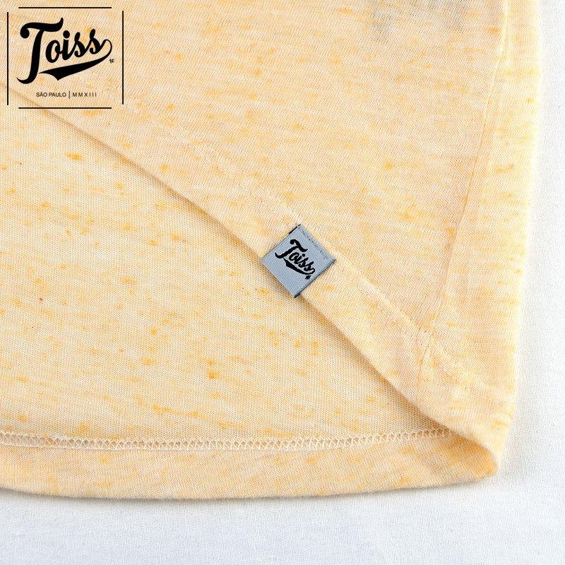 ■30%OFF■【toiss】トイス レディースロゴ タンクトップ イエロー