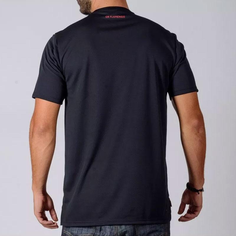 フラメンゴ公式デザインTシャツ リオデジャネイロ ブラック