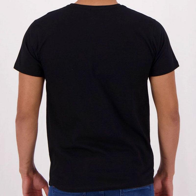 コリンチャンスエンブレムTシャツ モノクロデザイン【CORINTHIANS公式ウェア】