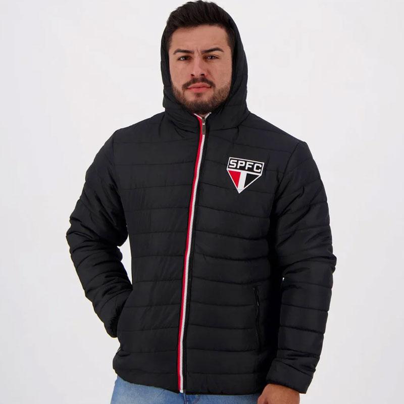 サンパウロFCフード付きラインダウンジャケット【SAO PAULO FC】公式