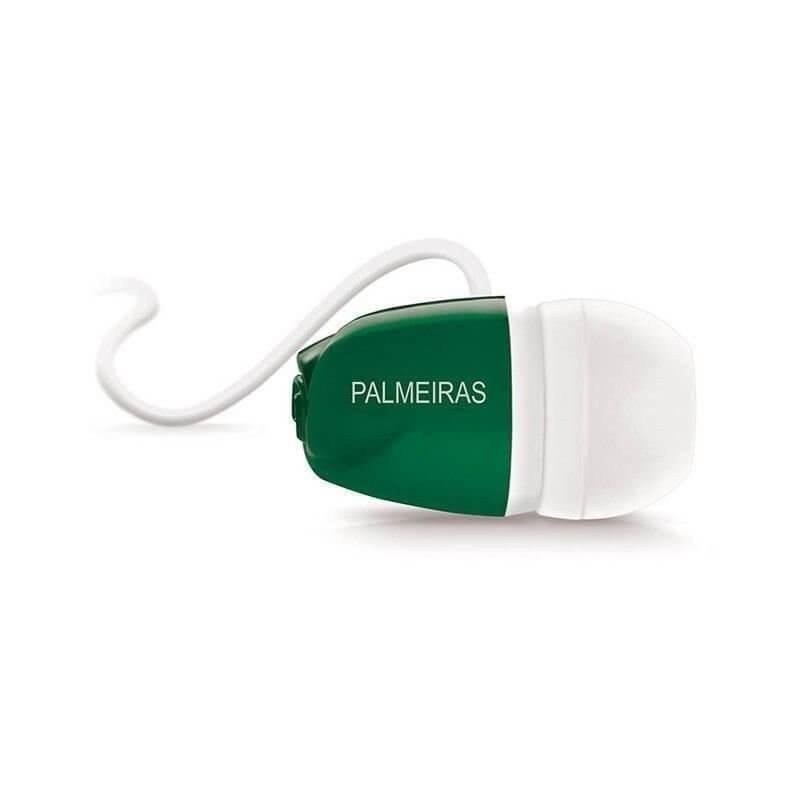 パルメイラス公式イヤホン PALMEIRAS | グリーン×ホワイト
