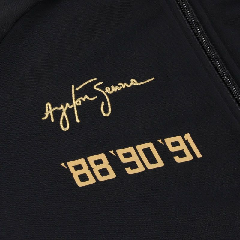アイルトン・セナ限定モデル コリンチャンスNIKEジャケット