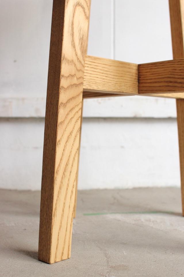 松野屋 丸椅子(小)
