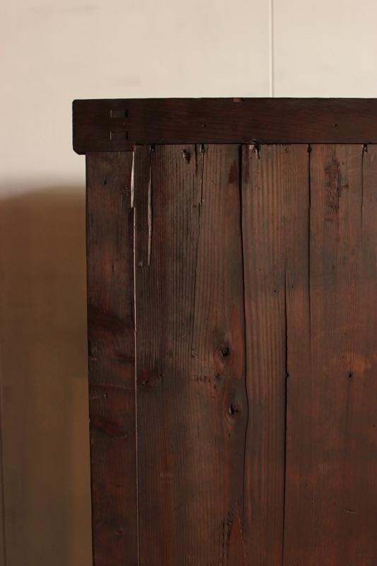 欅の水屋箪笥