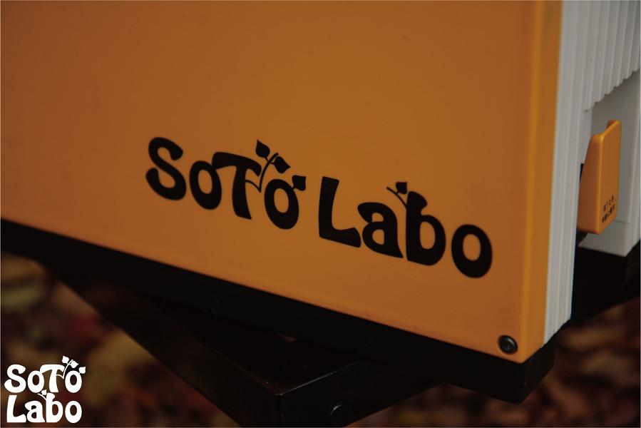 SotoLabo sticker / B type