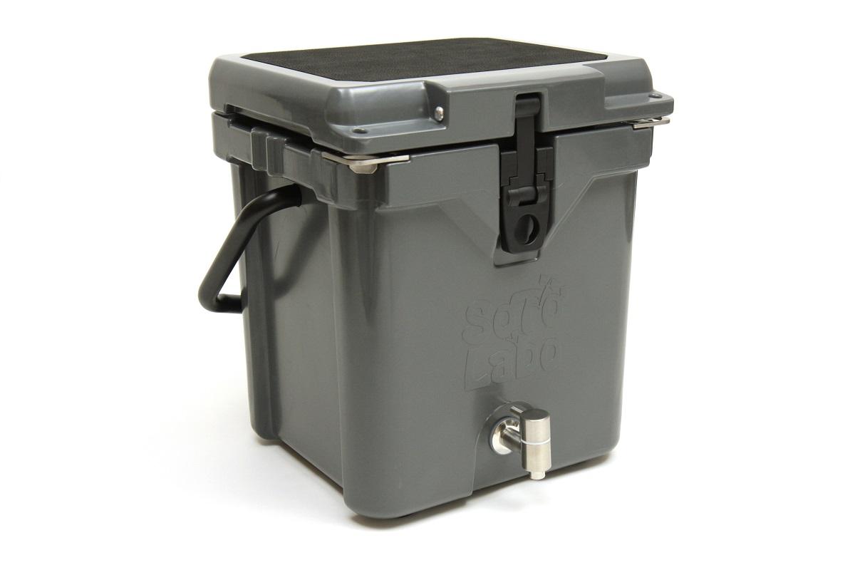 Cooler Jag 3gallon/Gray