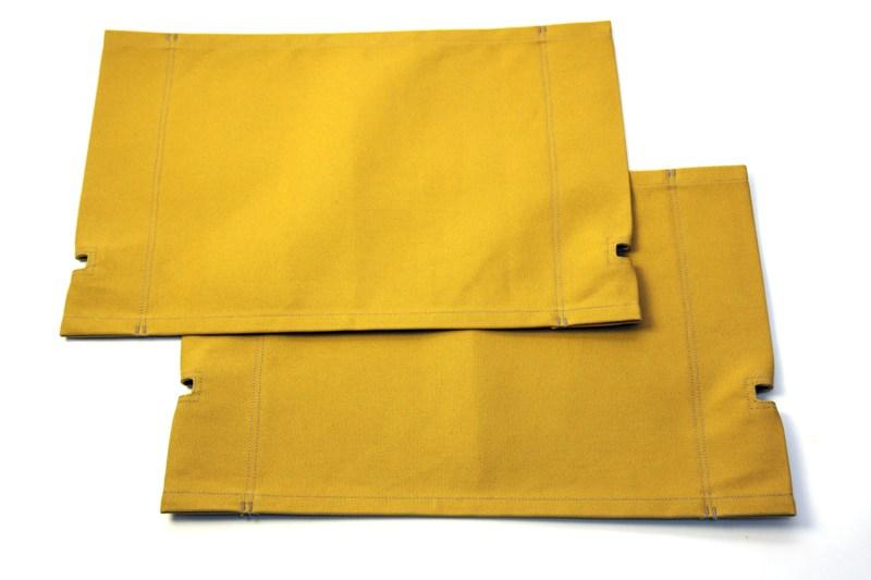 カーミットチェアファブリック/カーミットチェアファブリックワイド/サイドポケット/収納袋
