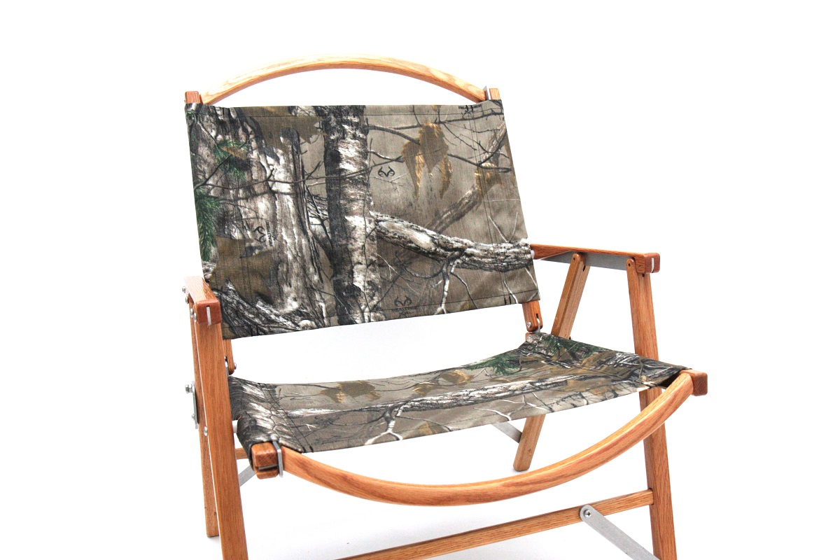 Custom KermitChair Fabric<br>REALTREE Xtra