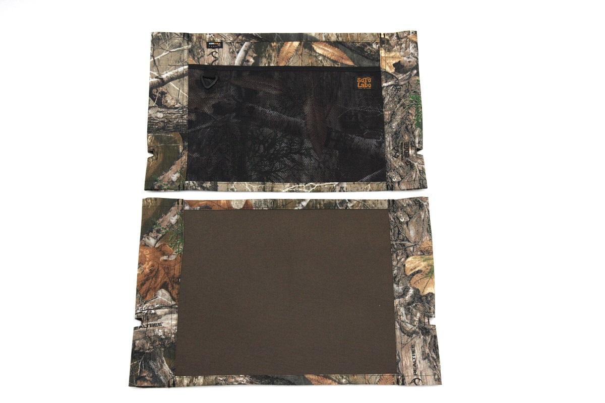 Custom KermitChair Fabric<br>REALTREE EDGE