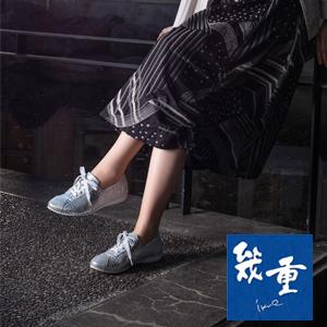 幾重【ikue】 4E 切り替えスニーカー i2985
