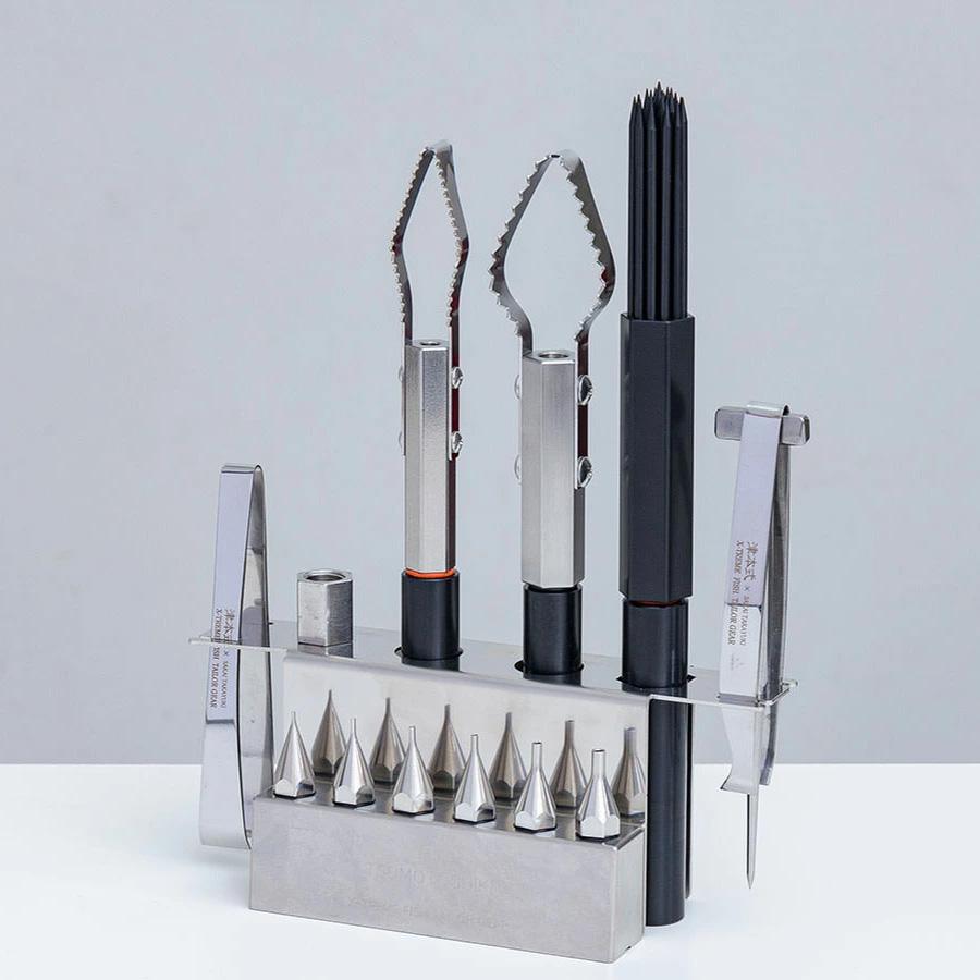 津本式道具ノヅルスタンド<br>※スタンドのみとなり他調理器具は付属しません。津本式 血抜き 雑誌 鮮魚