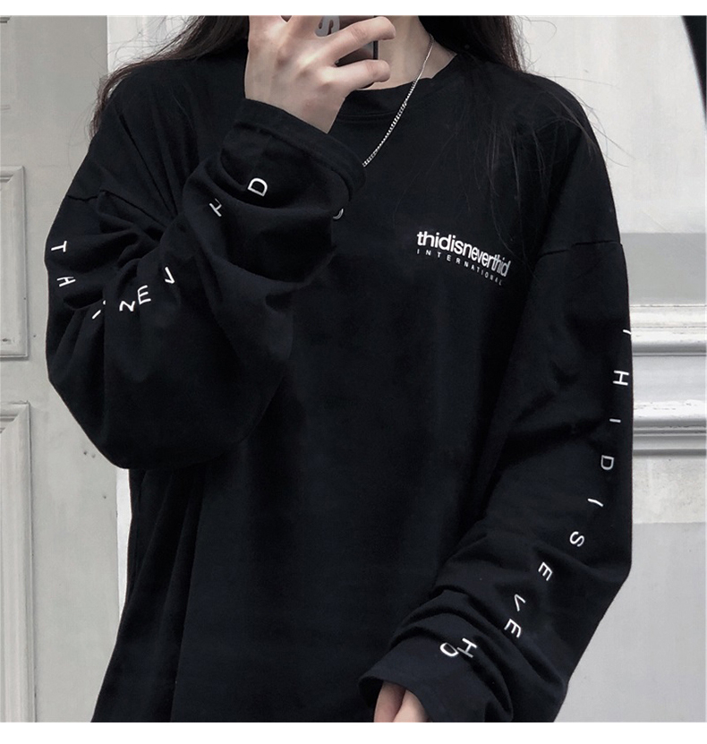 カジュアルビッグTシャツ