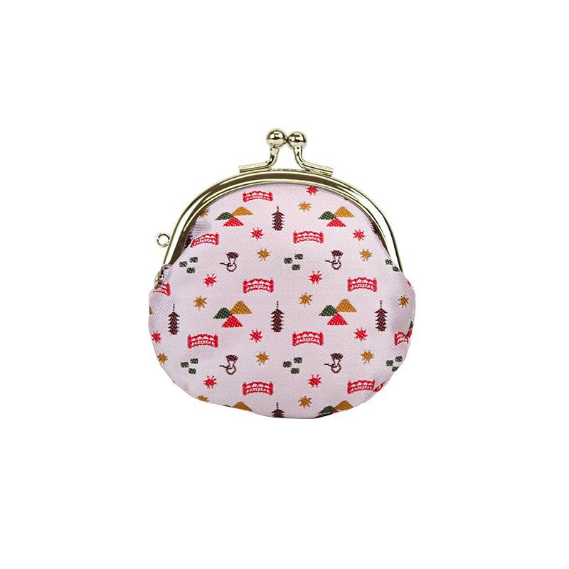 秋の京都ジャガード2.6丸平 ピンク