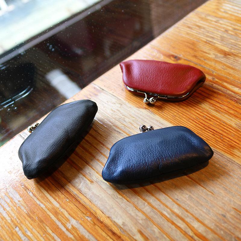 スムースレザー2.5仕切り付 ブラック