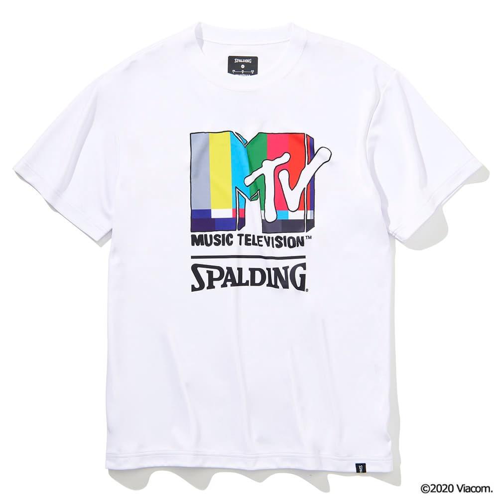 Tシャツ MTV カラーバー SMT201570