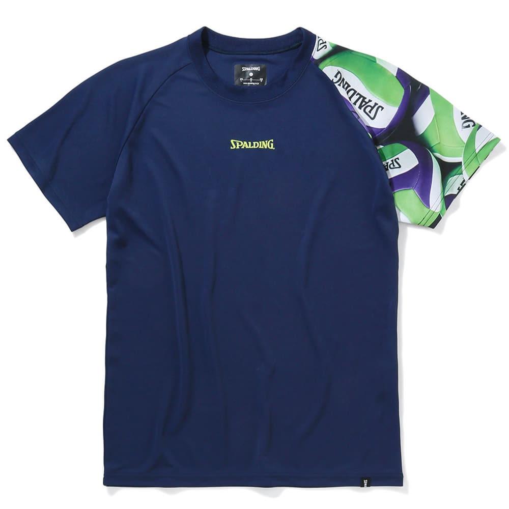 バレーボールTシャツ  ボールスリーブ SMT210600