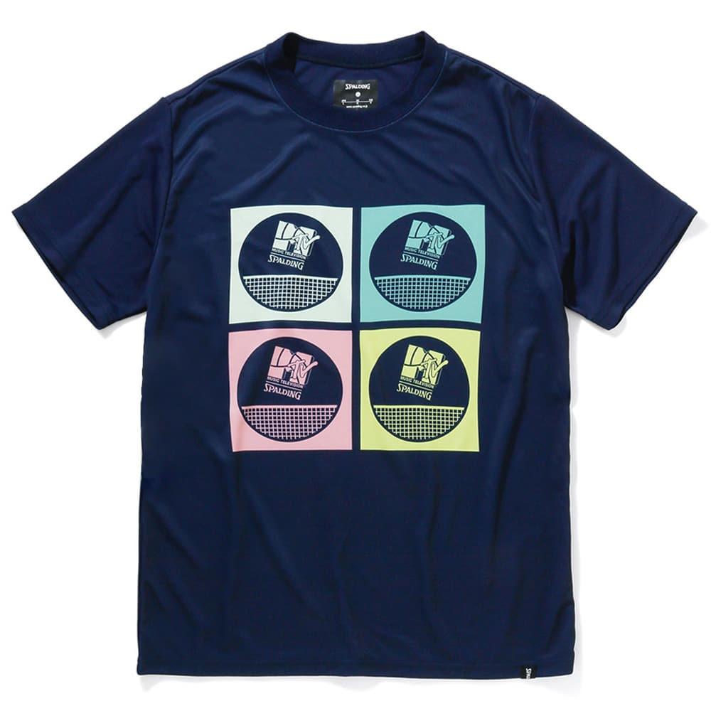 バレーボールTシャツ  MTV オーバーザネット SMT210650