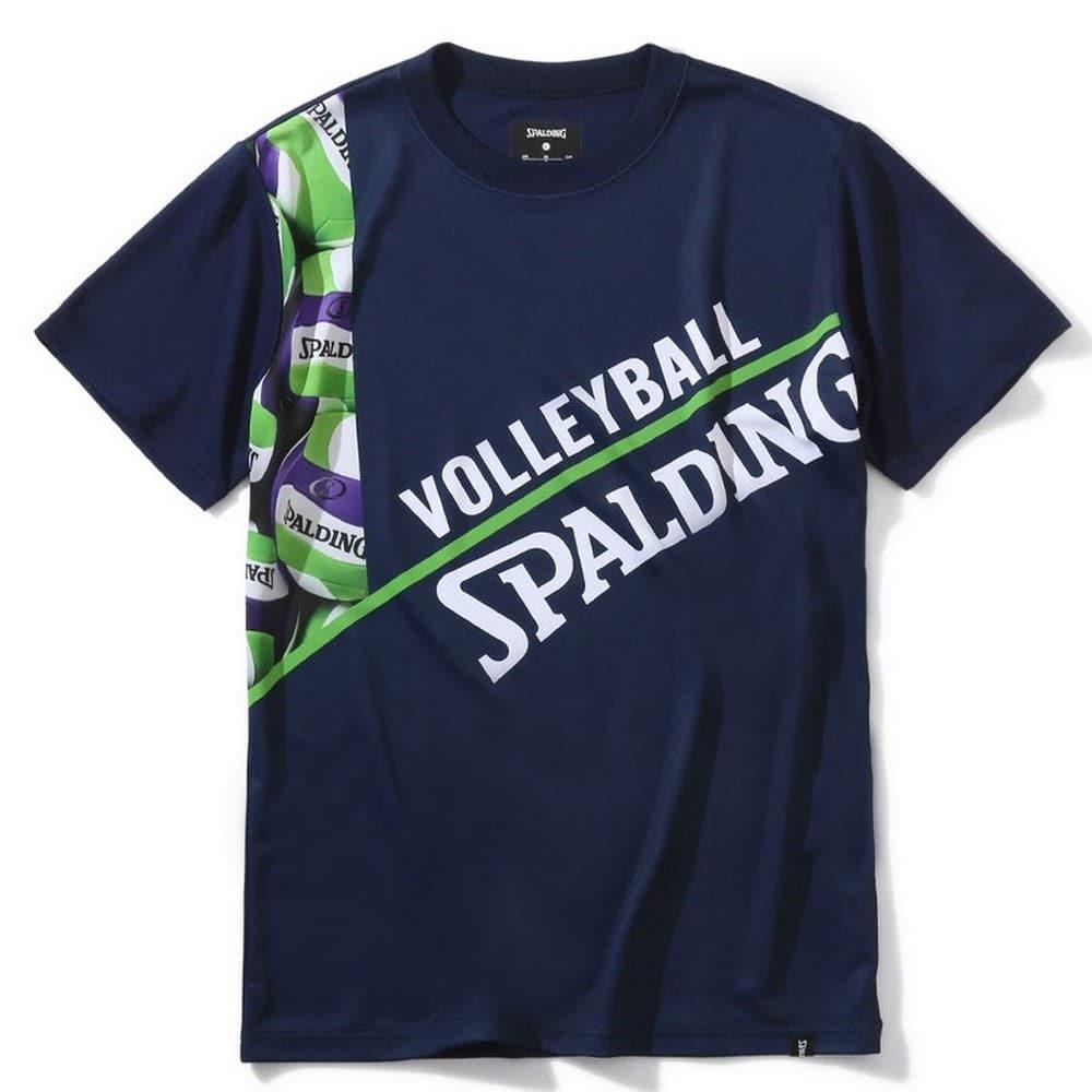 バレーボールTシャツ ボールフォト SMT201880