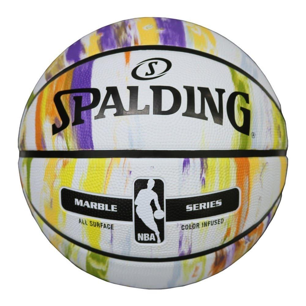 マーブルコレクション オータム ラバー 7号球 NBAロゴ入り 83-809J