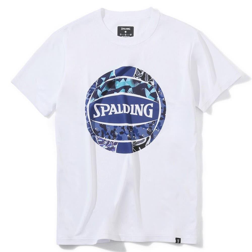 バレーボールTシャツ ミックスカモボール SMT201900