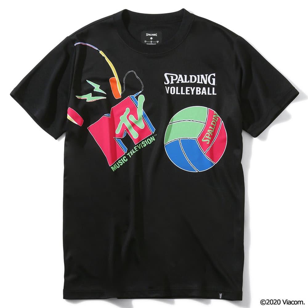 バレーボールTシャツ MTV ミュージック SMT201940