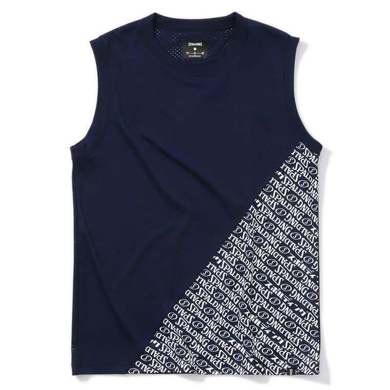 ノースリーブシャツ ロゴグラフィック SMT200420