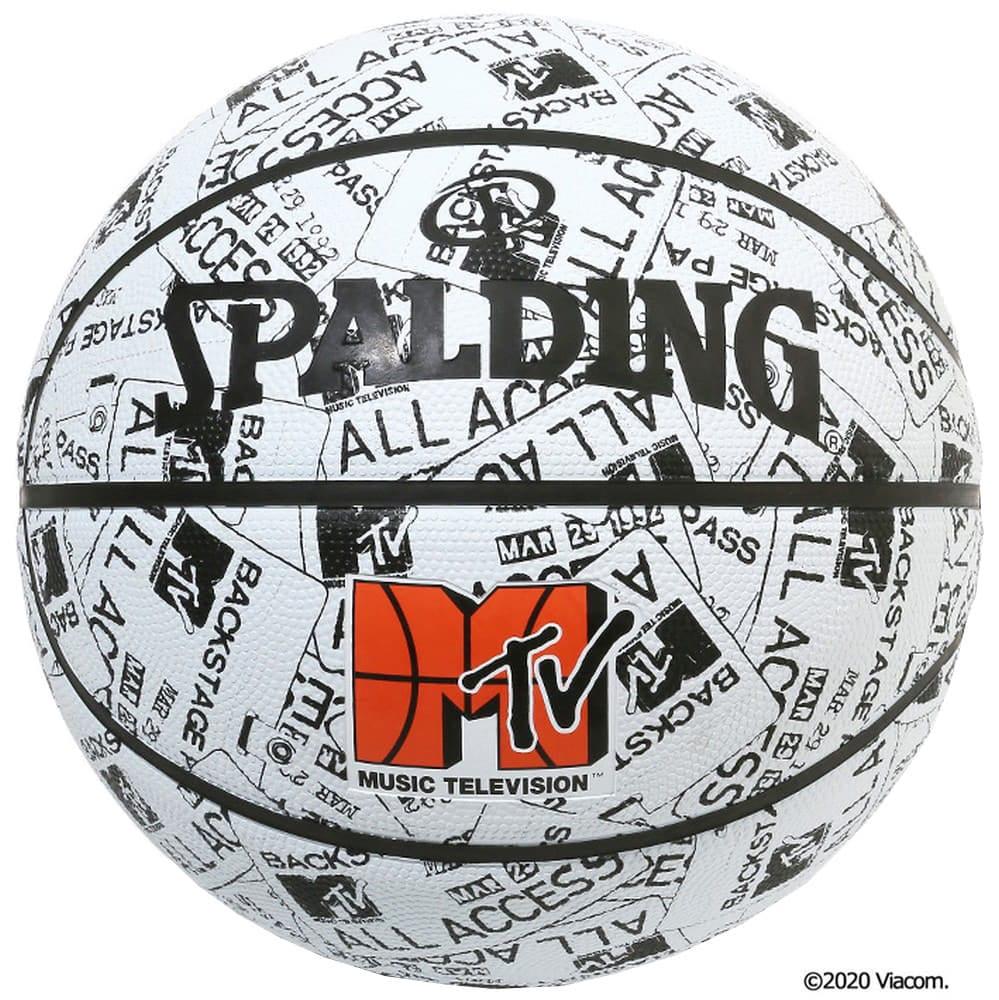 MTV イベントパス ラバー 7号球 84-066J
