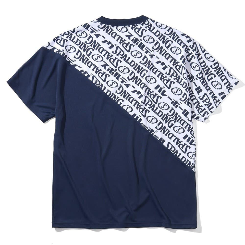 バレーボール Tシャツ ロゴグラフィック SMT200750