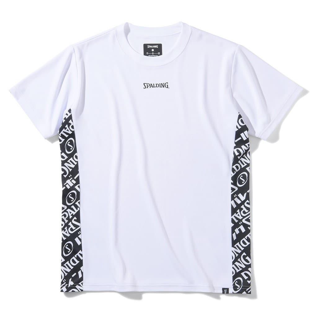 バレーボール Tシャツ ロゴグラフィック サイド SMT200760