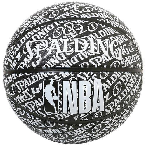 タイポグラフィー ラバー 5号球 NBAロゴ入り 84-075J