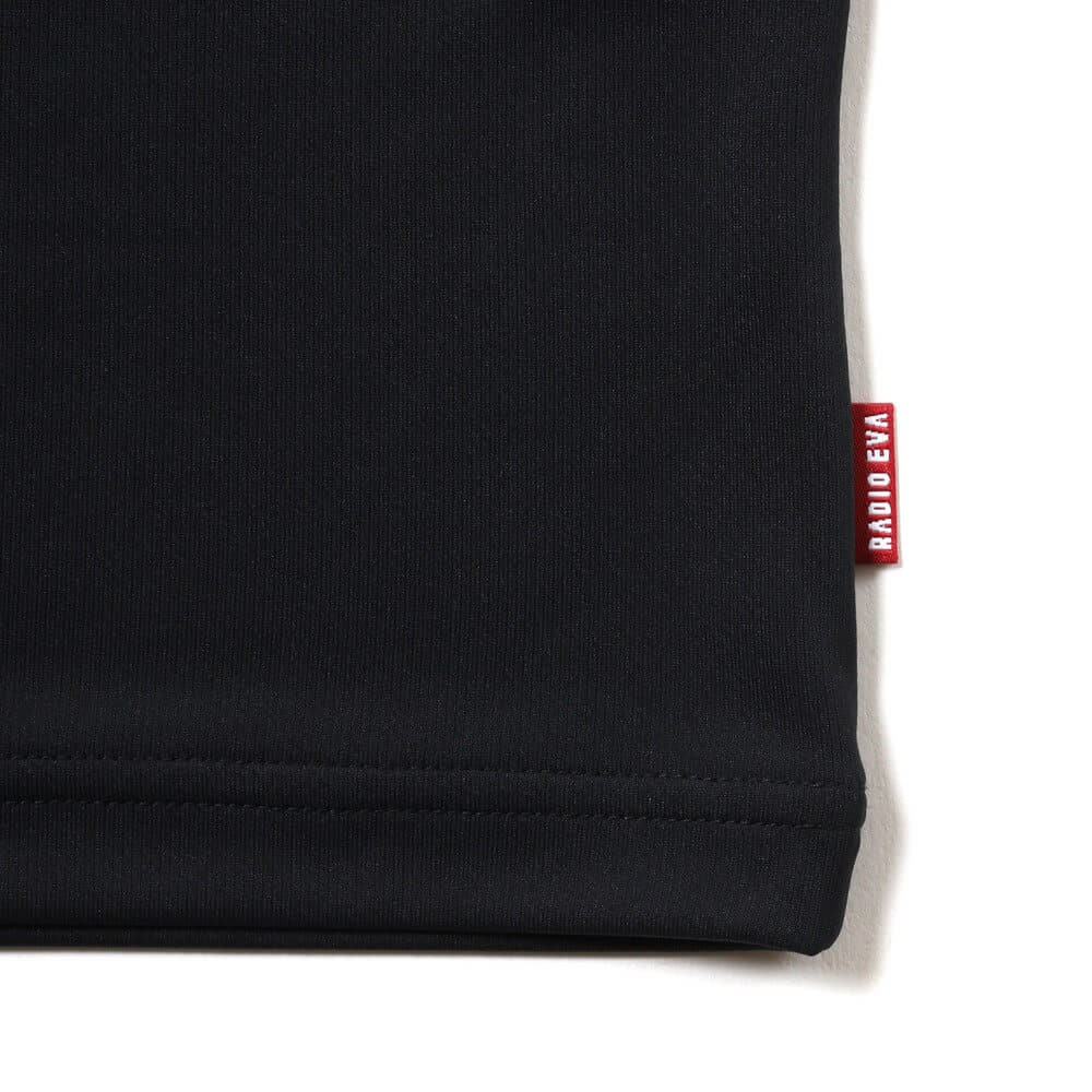スポルディング × ラヂオエヴァ ドライメッシュTシャツ 716a