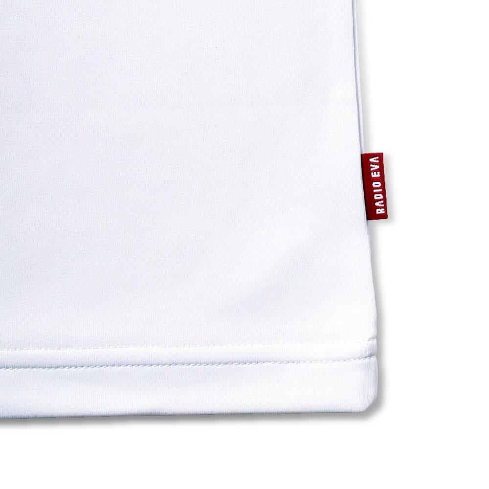 スポルディング × ラヂオエヴァ ドライメッシュTシャツ 716b