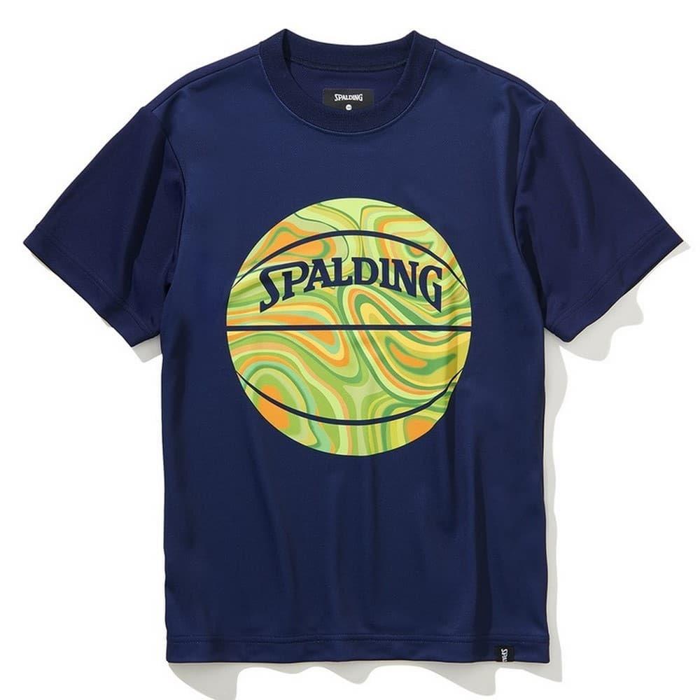 ジュニアTシャツ ネオンマーブルボール SJT201660