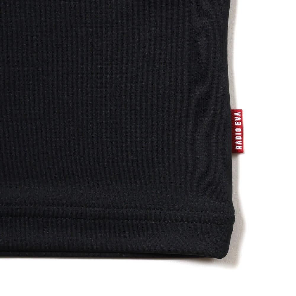 スポルディング × ラヂオエヴァ ドライメッシュTシャツ 716c