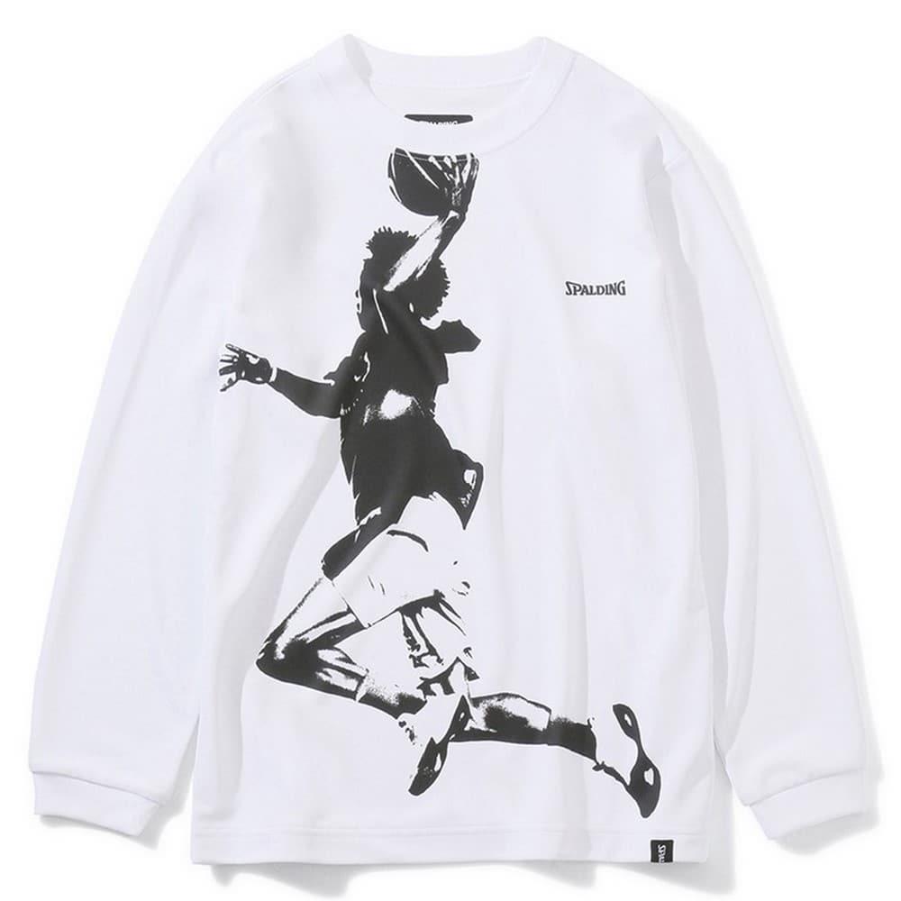 ジュニアロングスリーブTシャツ トマホーク SJT201720