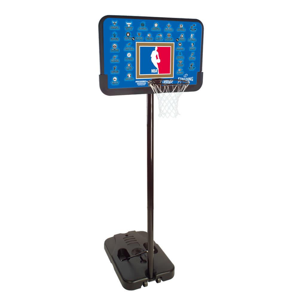 NBAチームシリーズ NBAロゴ入り バスケットゴール 工具不要 61501CN