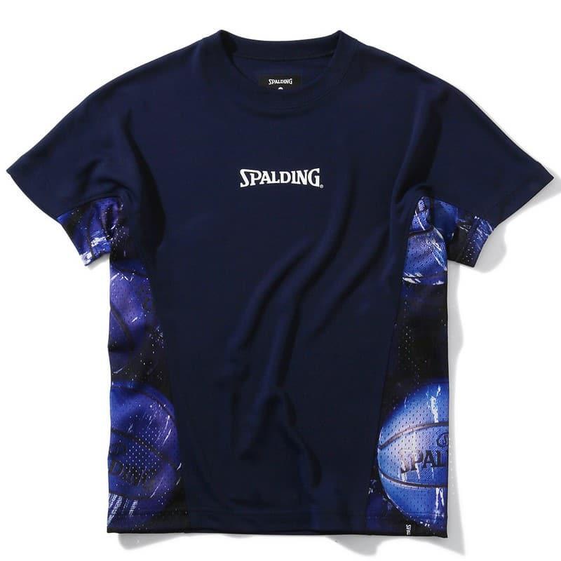 ジュニア Tシャツ マーブルボール サイド SJT200640