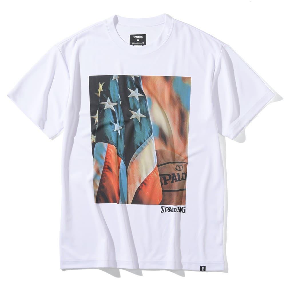 Tシャツ USフラッグ  SMT203070