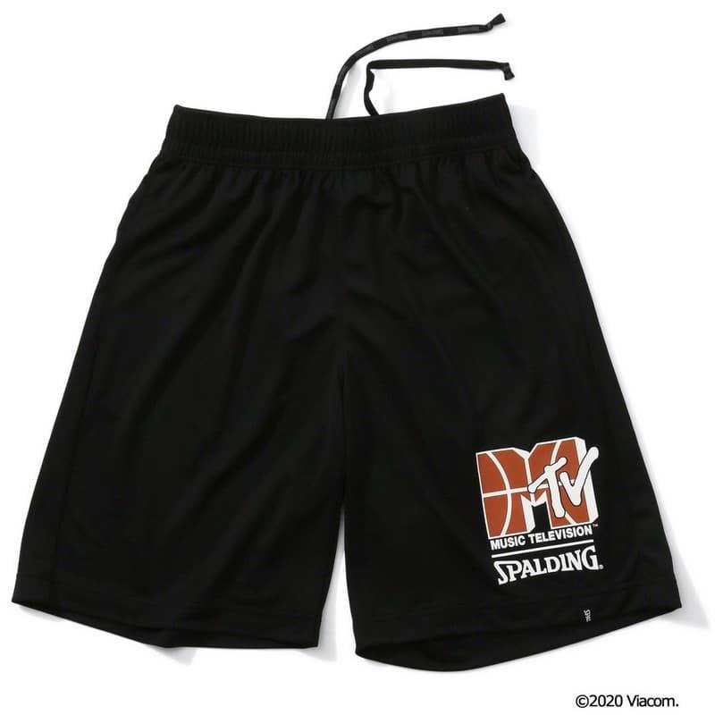 プラクティスパンツ MTV バスケットボール SMP200020