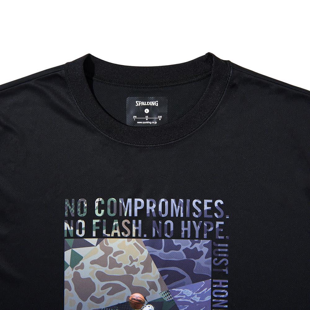 Tシャツ  ミックスカモ フォーピュアプレイ SMT210010