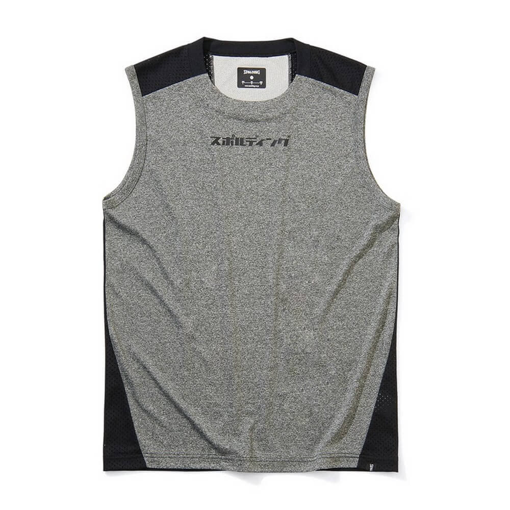 ノースリーブTシャツ バックプリント SMT201050