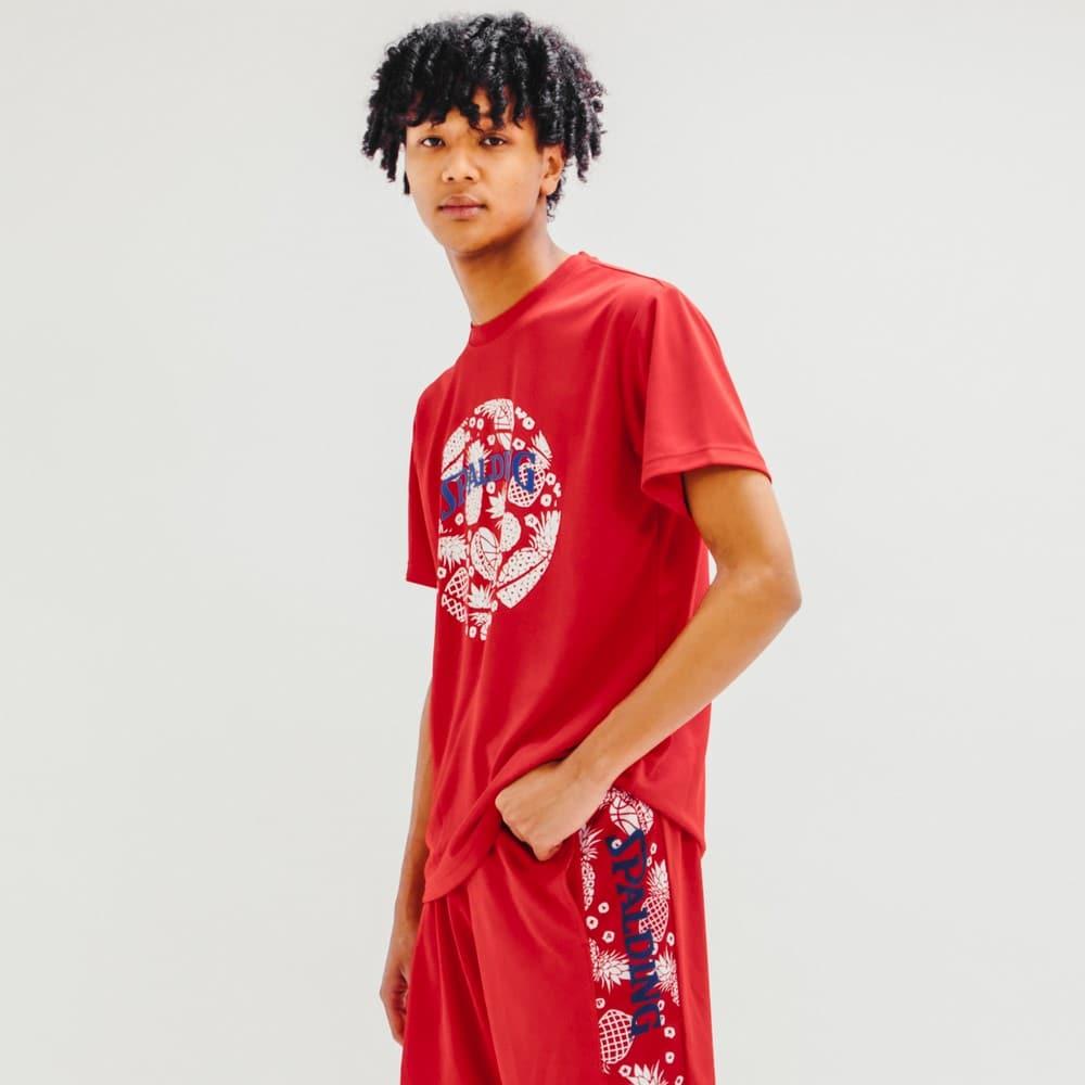 Tシャツ  トロピカル SMT210070