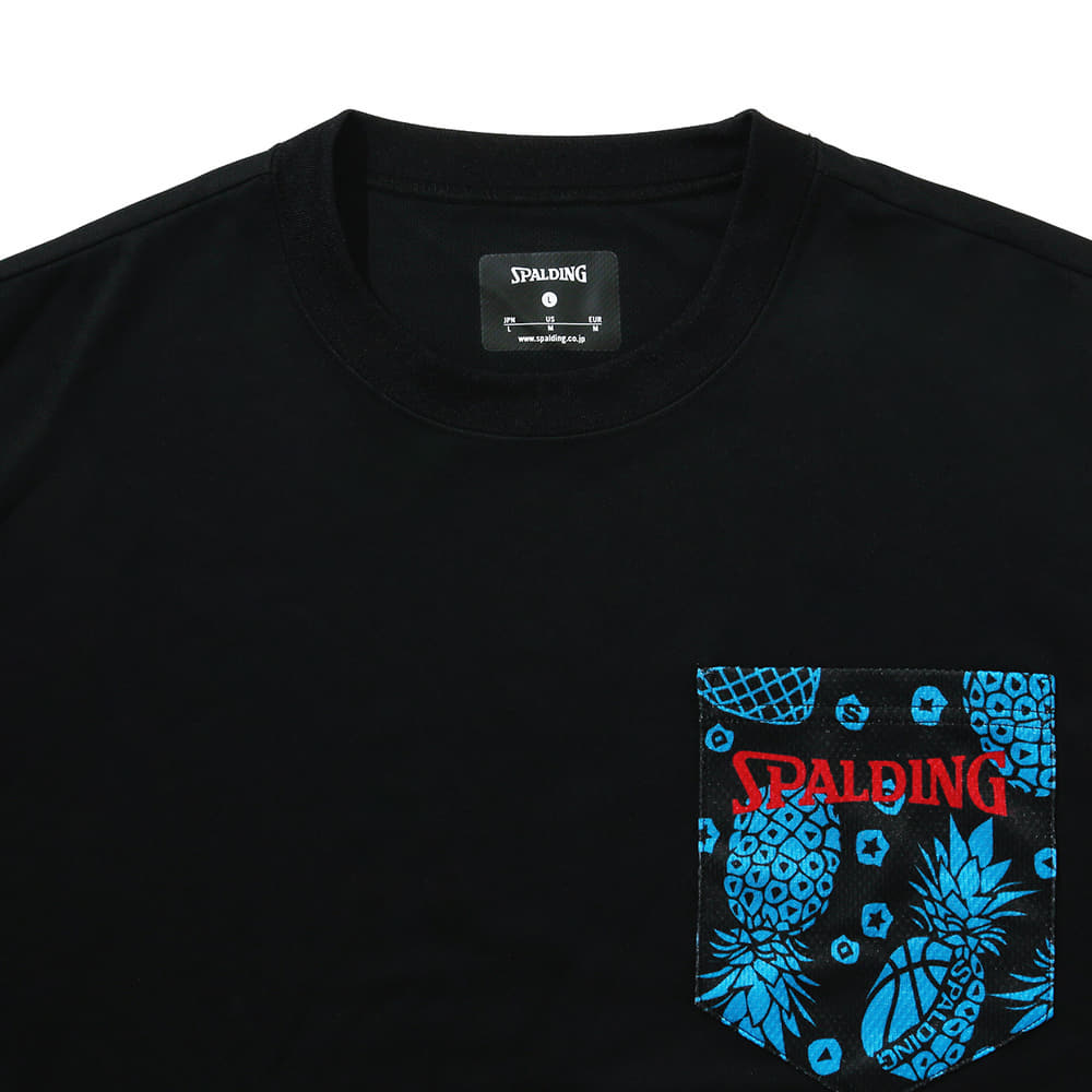 Tシャツ  トロピカルポケット SMT210080