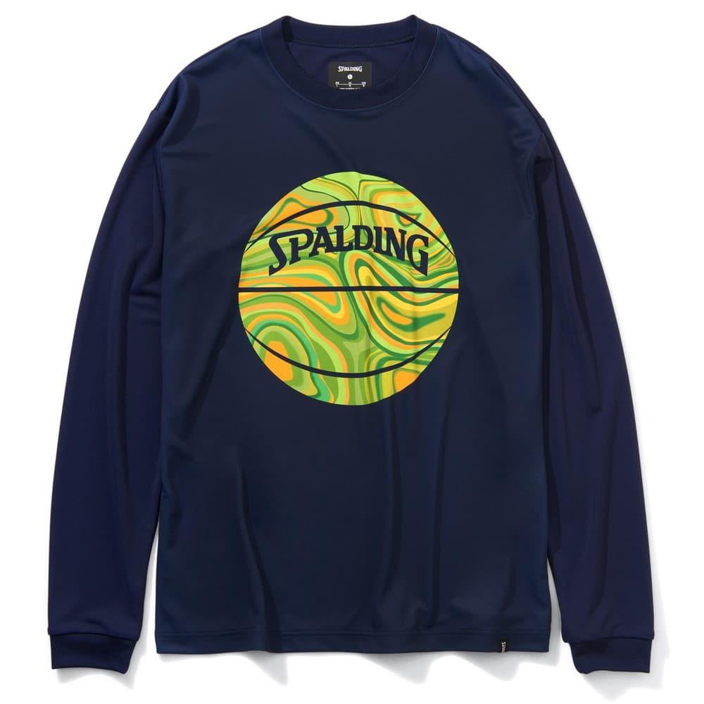 ロングスリーブTシャツ ネオンマーブルボール SMT201080