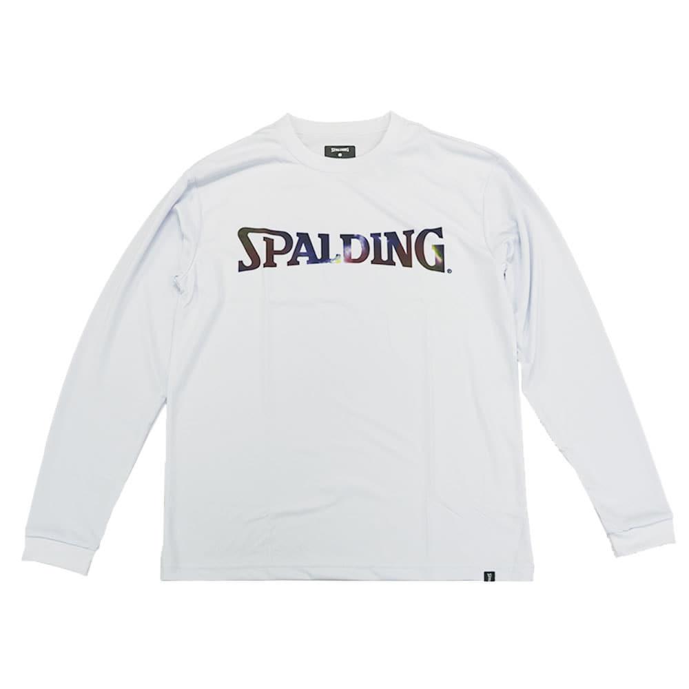 【オンラインショップ限定】 ロングスリーブ Tシャツ タイダイベルベットロゴ SMT213150