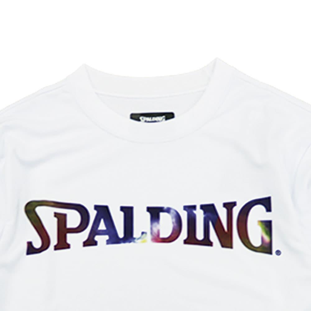 【オンラインショップ限定】 ジュニア ロングスリーブ Tシャツ タイダイベルベットロゴ SJT213160