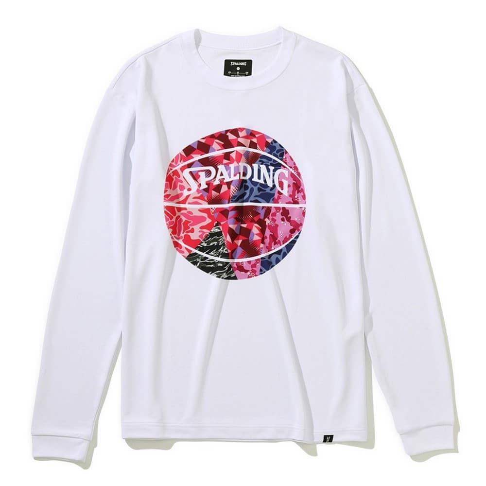 ロングスリーブTシャツ ミックスカモボール SMT201110