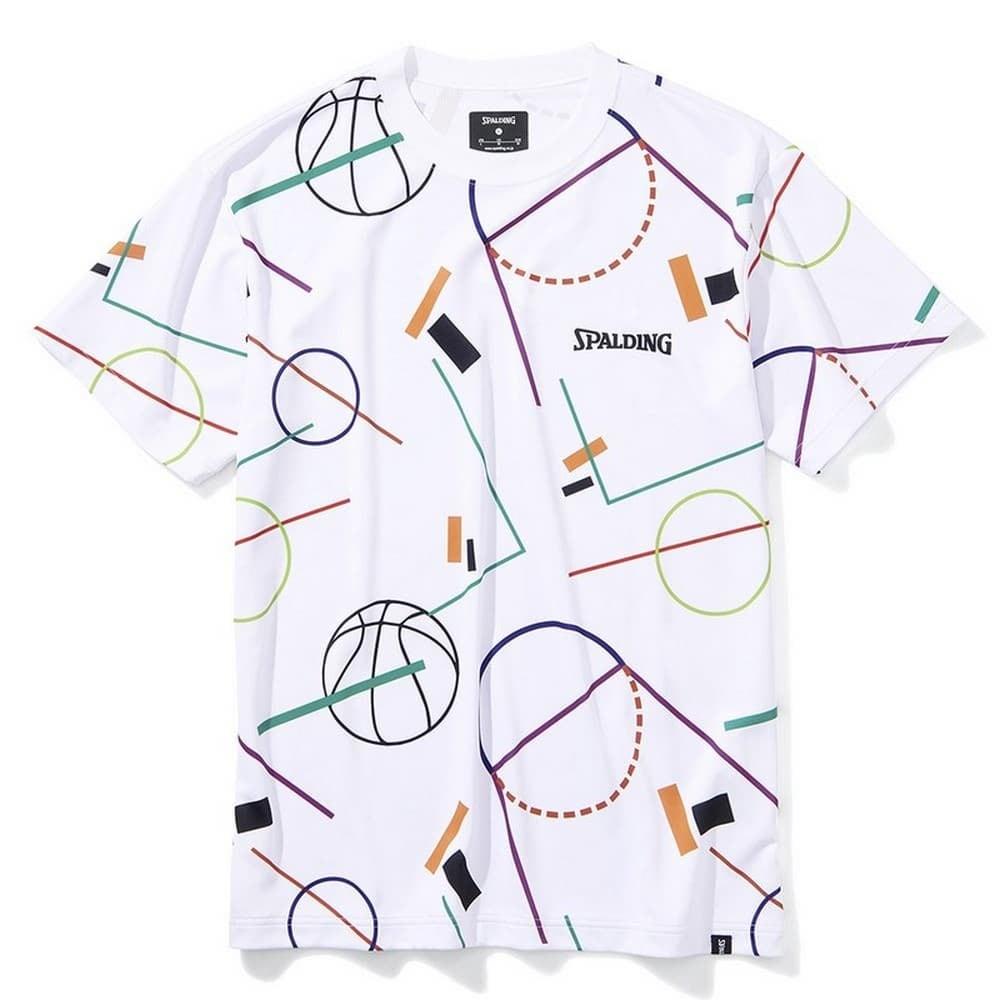 Tシャツ ボールオンザコート SMT201230